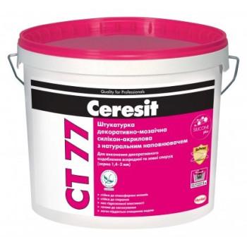 Ceresit CT 77 Штукатурка декоративно-мозаичная полимерная