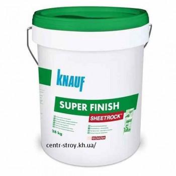 Knauf Sheetrock ( Шпаклевка для внутренних работ 28 кг )