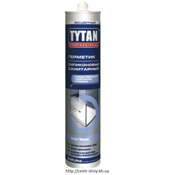 TYTAN Санитарный силикон прозрачный (310мл)