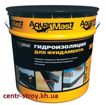 Мастика битумная 10 кг AquaMast