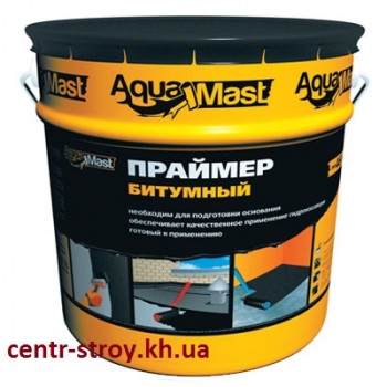Праймер битумный 10л AquaMast