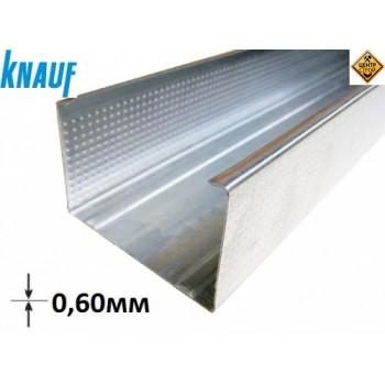 KNAUF профиль CW 50 3м (0,6 мм)