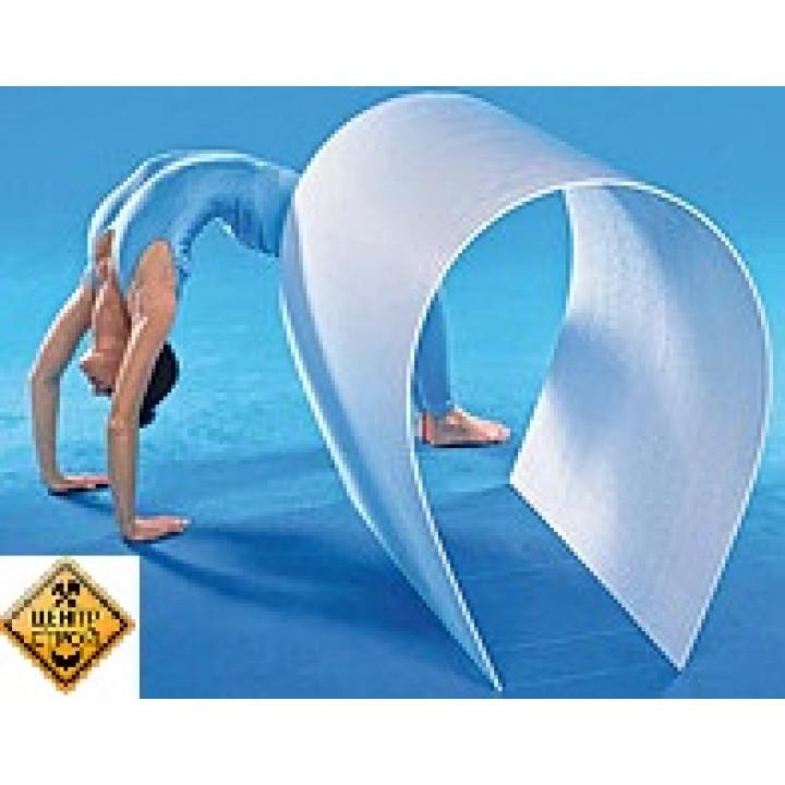 Гипсокартон арочный 6мм (1,2*2,5м)