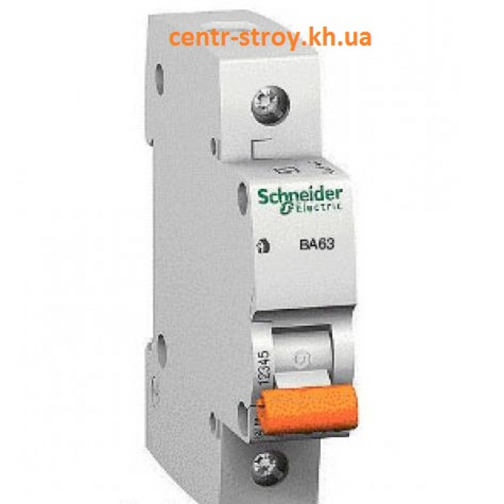 Schneider Выключатель автоматический 1П 40 А