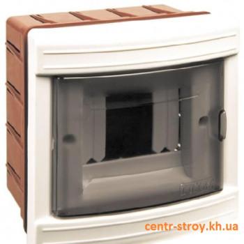 LUXEL Короб на 4 автомата (Внутренний)