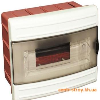 LUXEL Короб на 6 автоматов (Внутренний)