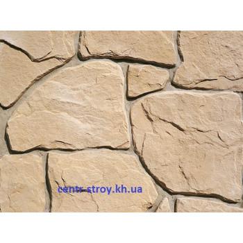 Песчаник коричневый 20 мм (м2)