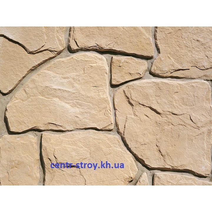 Песчаник коричневый 40 мм (м2)