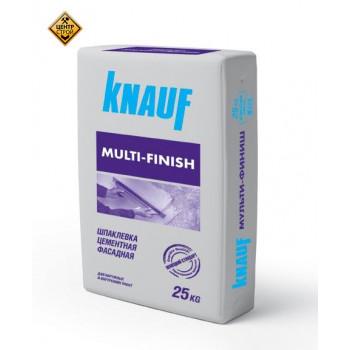 Knauf Шпатлевка Мультифиниш (25кг)