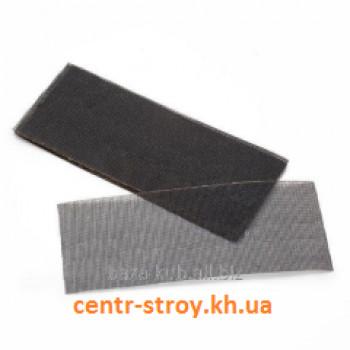 Абразивная сетка 115х280 упаковка (180 зернистость)
