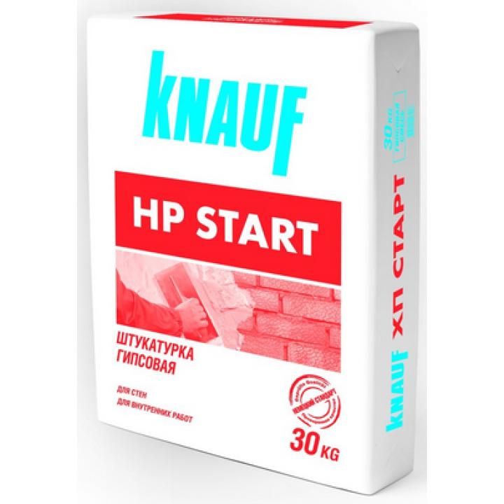 Knauf Старт Гипсовая штукатурка