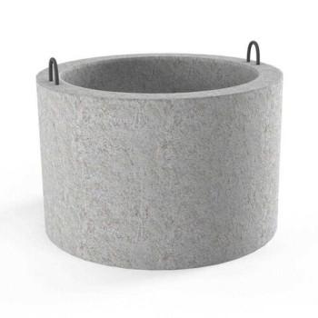 Бетонное кольцо (диаметр 100 см)
