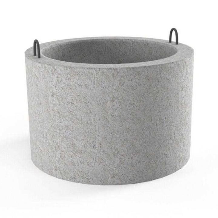 Бетонное кольцо (диаметр 150 см)