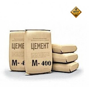 Цемент Кривой Рог М 400 25кг