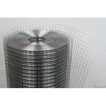 Сетка сварная без покрытия 0,7х12,5х25 (м2)