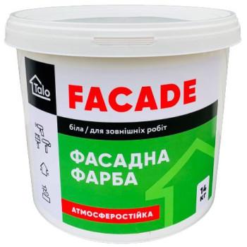 ТАЛО Фасадная латексная краска (14кг.)