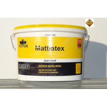 TOTUS MATTLATEX Краска латексная матовая 7кг
