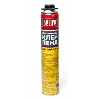 Belife пена-клей (жидкий цемент) PRO850ml